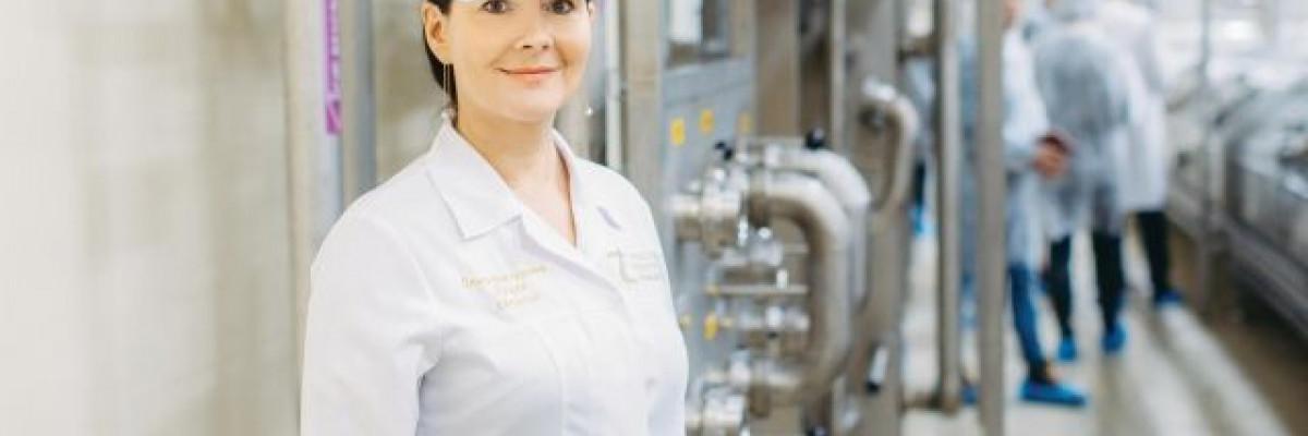 Производство Туровского молочного комбината