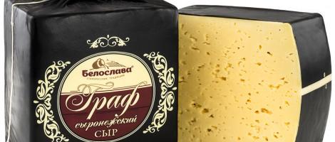 """Сыр """"Граф Сыронежский"""""""