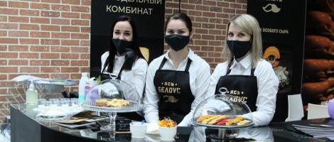 Слуцкий сыродельный комбинат на «Белагро – 2021»