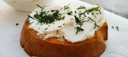Производство творожного сыра