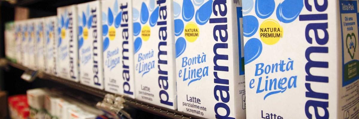 Молоко Parmalat 3,5 %
