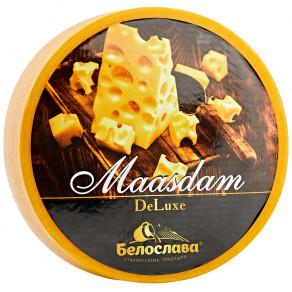 """Сыр  """"Маасдам ДеЛюкс"""""""