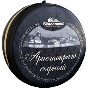"""Сыр """"Сырный Аристократ"""" с ароматом топленного молока"""