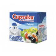 Продукт рассольный Сиртаки Original для греческого салата 55%