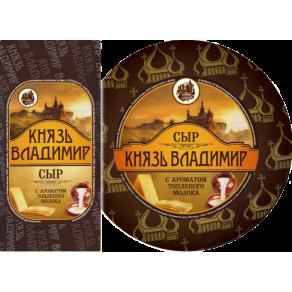 """Сыр """"Князь Владимир"""""""