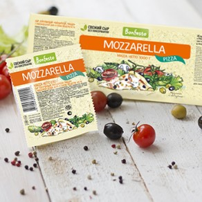 "Сыр ""Bonfesto Моцарелла"""
