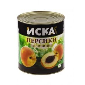 "Персики половинки ""ISKA"""
