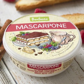 "Сыр ""Bonfesto Mascarpone """