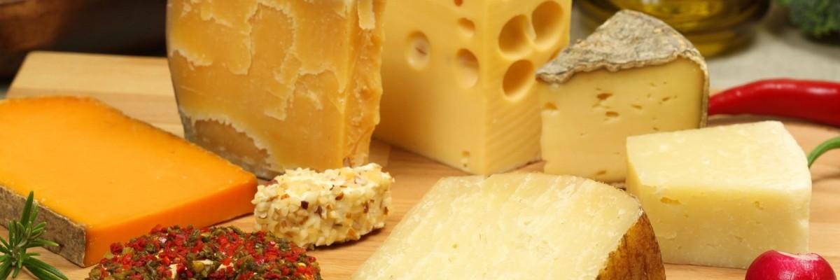 Какой бывает сыр