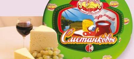 Сыр «Сметанковы»