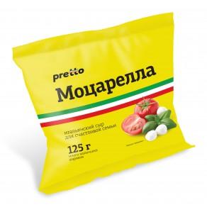 "Сыр Моцарелла ""Чильеджина Pretto"""